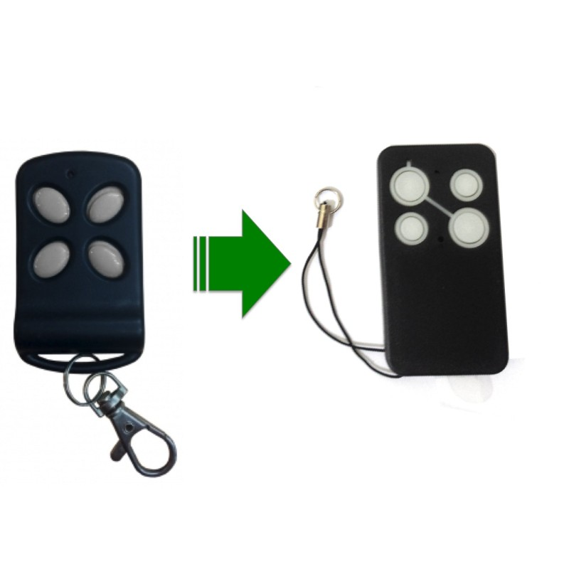 telecommande compat multi 3 telecommande portail universelle. Black Bedroom Furniture Sets. Home Design Ideas