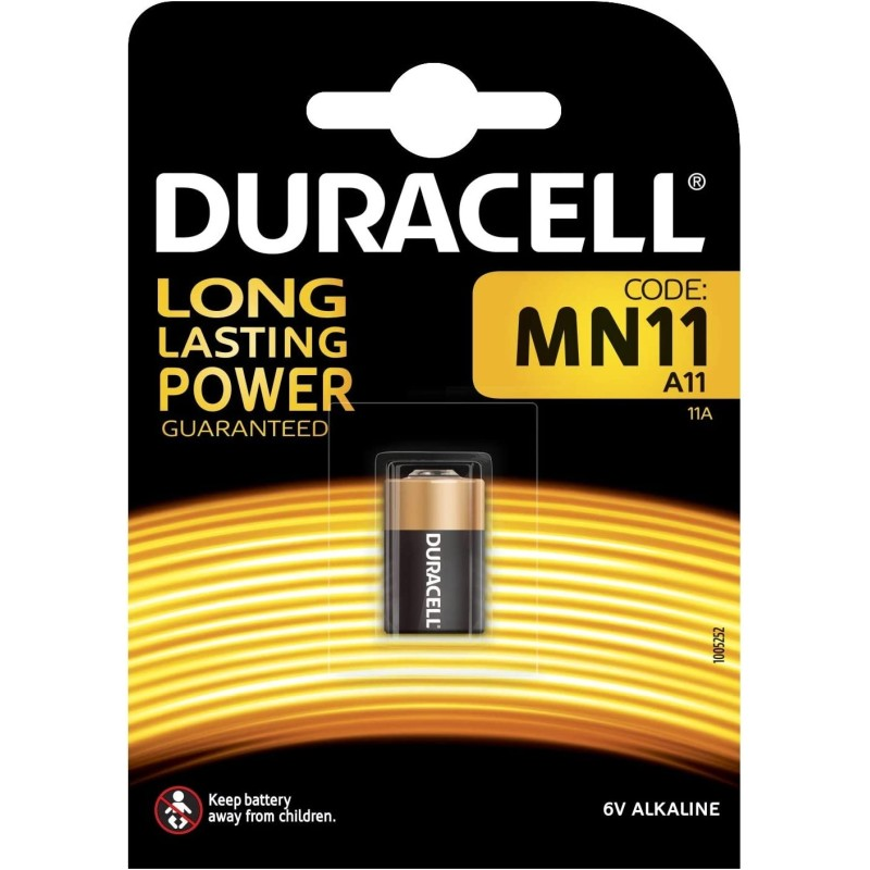 Pile DURACELL MN11