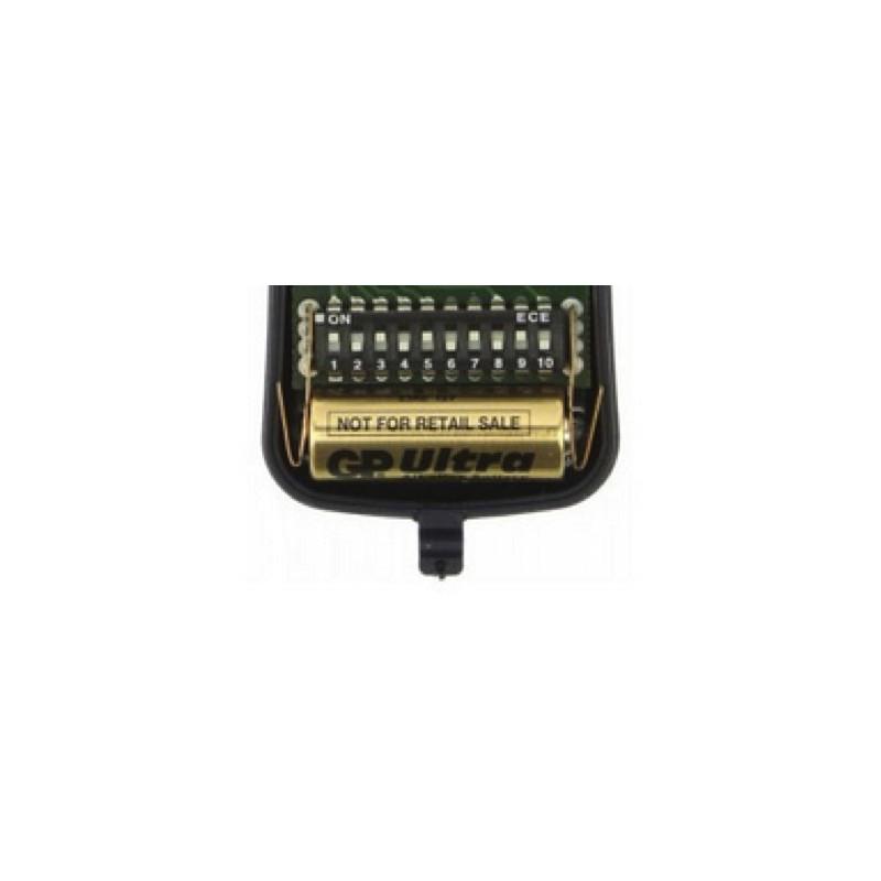 telecommande portail NICE K1M 26,995 Dip Switch
