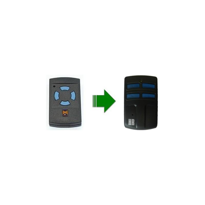 Telecommande porte de garage hormann hsm4 868 for Programmation telecommande porte de garage normstahl