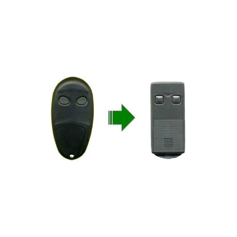 telecommande de portail siminor 38 2nls. Black Bedroom Furniture Sets. Home Design Ideas