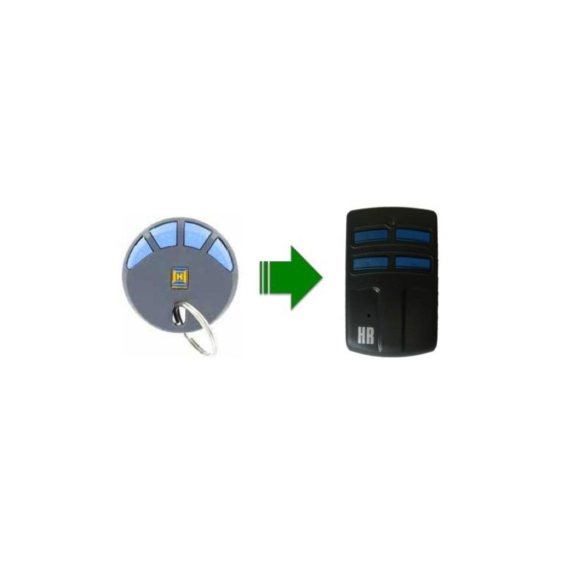 telecommande porte de garage hormann hsp4 868. Black Bedroom Furniture Sets. Home Design Ideas