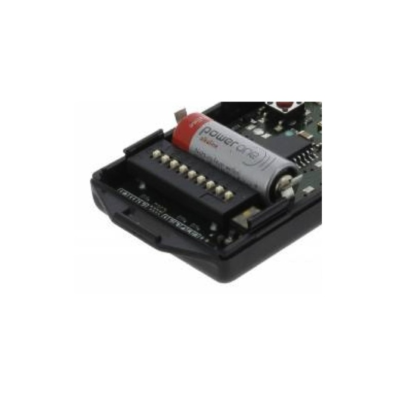 Programmation de la télécommande CARDIN S476 TX2