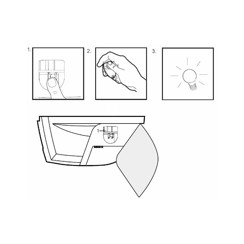 Programmation de la télécommande COMPATIBLE WAYNE DALTON PUSH & PULL