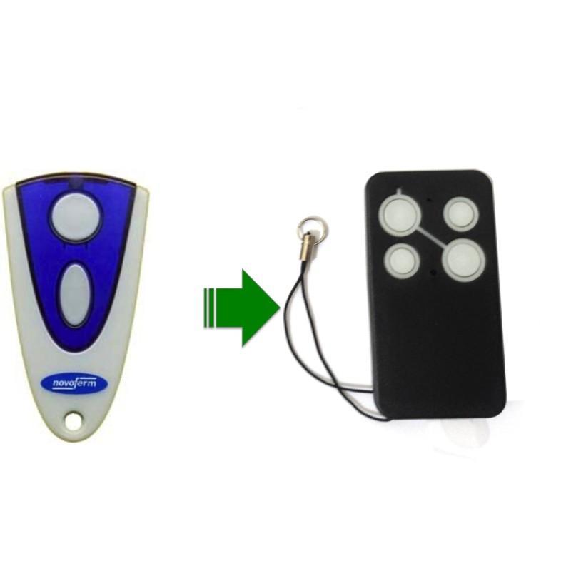 telecommande compatible NOVOFERM NOVOTRON 502
